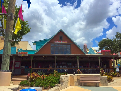 Flamecraft Bar Opens at SeaWorld Orlando