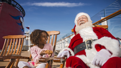 It's a 'Very Merrytime' with Disney Cruise Line