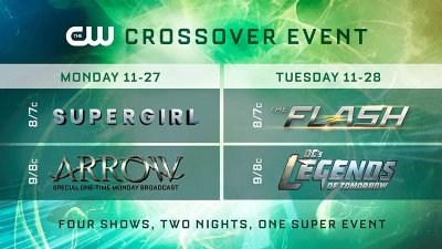 CW Announces Crossover Event