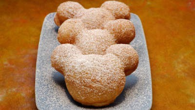 How Mickey Mouse-Shaped Beignets are Made at Disneyland