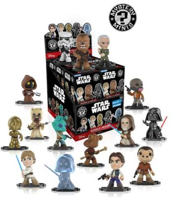 Star Wars Classic Mystery Minis - Hot Topic, GameStop, & Walmart Exclusives