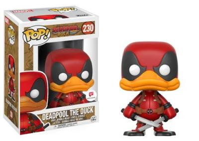 Coming to Walgreens: Deadpool the Duck
