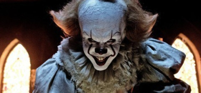 New Pennywise Photo from 'It'