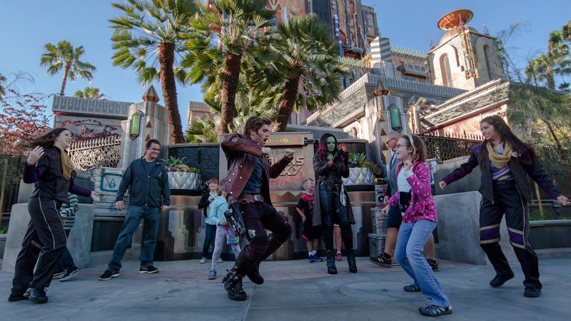 New and Returning Favorites Keep Summer Fun Going at Disneyland