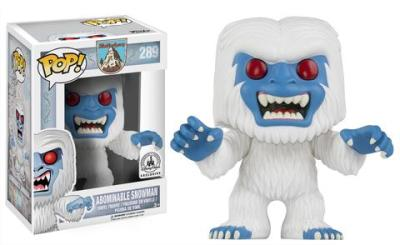Disney Parks Abominable Snowman Exclusive Pop! Coming Soon