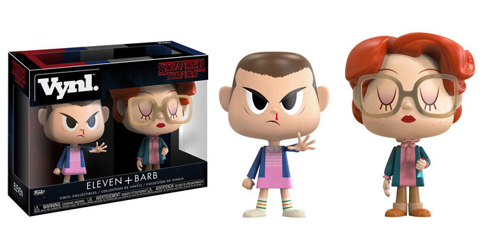 Stranger Things Pop! Pen Toppers, Vynl., & Dorbz! Coming this Fall