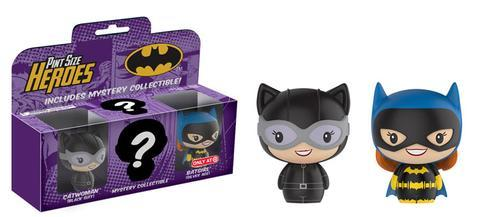 Target Exclusive Pint Size Heroes 3-Packs!