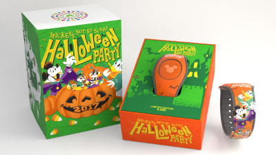 Mickey's Not-So-Scary Halloween Party Merchandise at Magic Kingdom