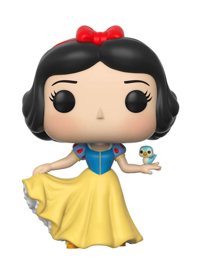 Snow White Pint Size Heroes and Pops Coming Soon