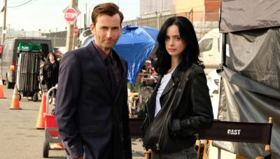 David Tennant to reprise Kilgrave role in Marvel's Jessica Jones S2