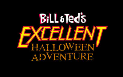 Bill and Ted's Excellent Halloween Adventure: The Farewell Tour