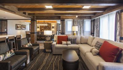 A Look Inside the Grand Villas at Copper Creek Villas & Cabins