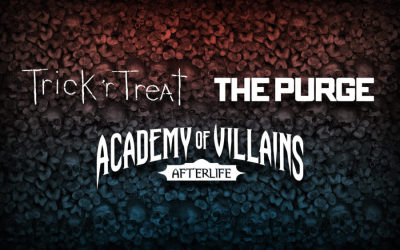 Scare Zones and the Return of AoV at Halloween Horror Nights