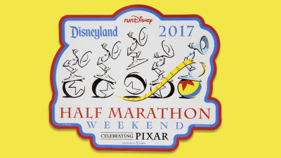 Celebrating Pixar with Commemorative Merchandise for the Disneyland Half Marathon Weekend 2017