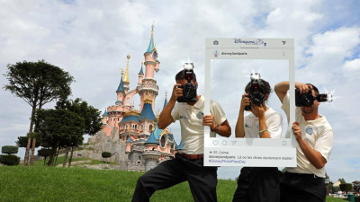 Disney PhotoPass Around the World