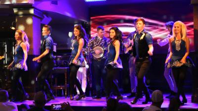 The 'Great Irish Hooley' Returns to Raglan Road at Disney Springs