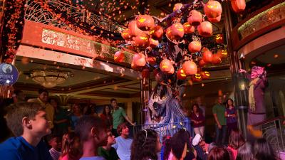 Spooky Fun During Halloween on the High Seas Aboard Disney Cruise Line