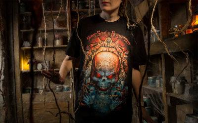 Halloween Horror Nights Merchandise at Universal Orlando