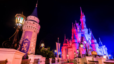 Tricks but Mostly Treats at Mickey's Not So Scary Halloween Party