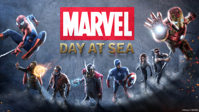 Full Roster of Marvel Super Heroes to Assemble on Disney Cruise Line