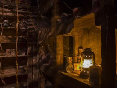 Dead Waters, Scarecrow: The Reaping, Hive & The Fallen Confirmed HHN 27 Houses