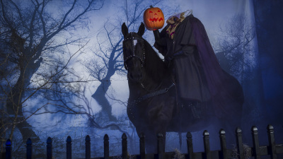 Experience the Thrills of 'Return To Sleepy Hollow' at Disney's Fort Wilderness