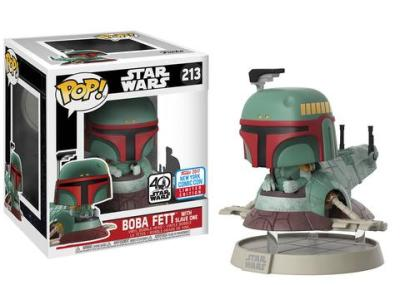 NYCC 2017 Funko Exclusives: Star Wars
