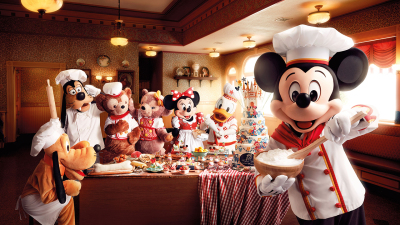 Happy 12th Anniversary to Hong Kong Disneyland Resort