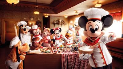 Happy 12th Anniversary to Hong Kong Disneyland Resort