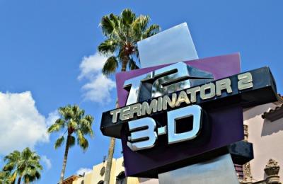 Terminator 2: 3-D at Universal Studios Orlando Closing
