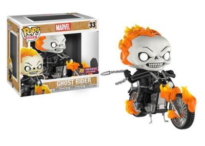 Previews Exclusive Ghost Rider Pop! Rides!