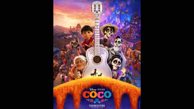 Sneak Peek of Disney•Pixar's 'Coco' Coming Soon to Disney Parks & New Trailer