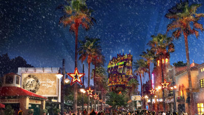 New Experience 'Sunset Seasons Greeting', Enhanced Decor, More Coming to Disney's Hollywood Studios