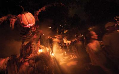 Halloween Horror Nights 2017 Starts Friday Sept.15