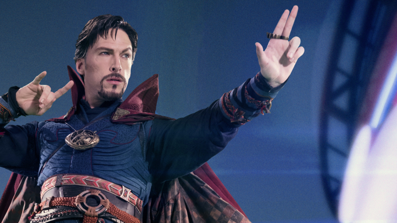 Meet the Super Heroes of Marvel Day at Sea: Doctor Strange