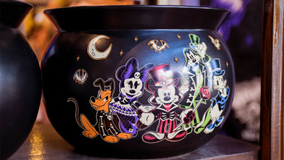 New Halloween Merchandise to Celebrate a Spooktacular Season at Disney Parks