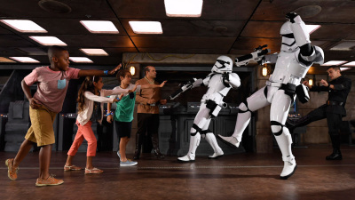 Five Ways to Become One with the Force at Star Wars: Command Post Aboard the Disney Fantasy