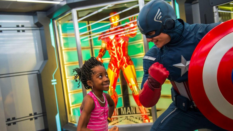 More Family Fun Revealed for Marvel Day at Sea Cruises