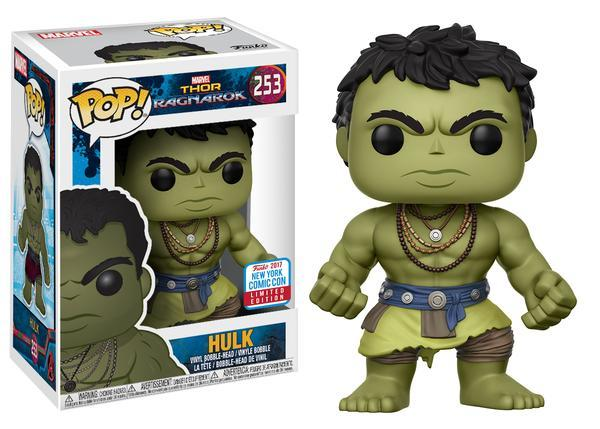NYCC 2017 Exclusives: Marvel!