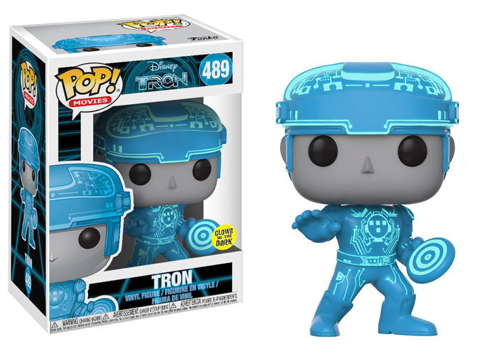 Coming Soon: Tron Pop!s