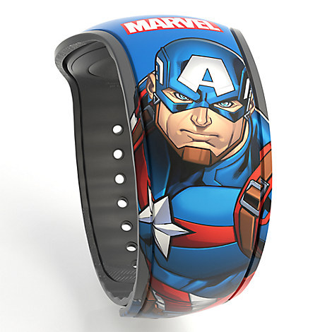 Marvel Magic Bands Now Available at DisneyStore.com