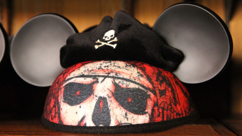 Pirate-Themed Treasures from Disney Parks for International Talk Like a Pirate Day