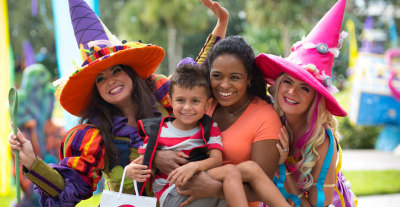Five Tips for Parents at SeaWorld Spooktacular
