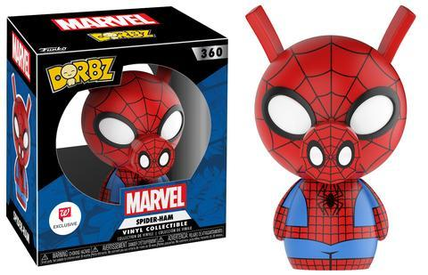 Spider-Ham, & Ant-Man Walgreens Dorbz Exclusives!