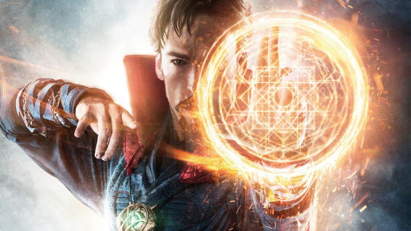 Doctor Strange Show Revealed for Marvel Day at Sea