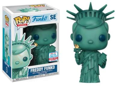 NYCC 2017 Exclusives: Freddy Funko & Friends!