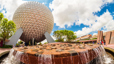 Celebrate Epcot's 35th October 1 With Exclusive Merchandise, Special Fireworks Finale & More
