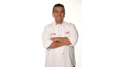 Chef Buddy Valastro Brings Sweet Things to the 2017 Epcot International Food and Wine Festival