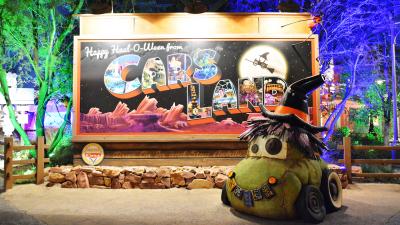 Disney PhotoPass Opportunities at Disney California Adventure Park During Halloween Time