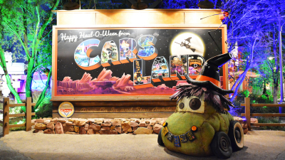 Disney PhotoPass Opportunities at Disney California Adventure Park During Halloween Time